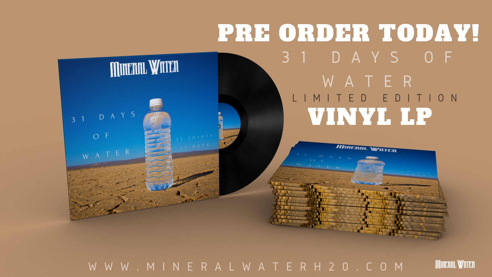 PRE ORDER 31DOW